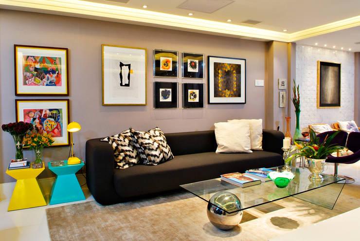 Salon de style  par Evviva Bertolini
