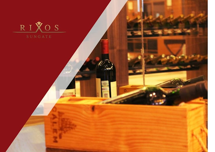 albox – Kav - Wineroom Collection:  tarz Şarap Mahzeni