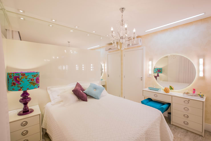 غرفة نوم تنفيذ Evviva Bertolini