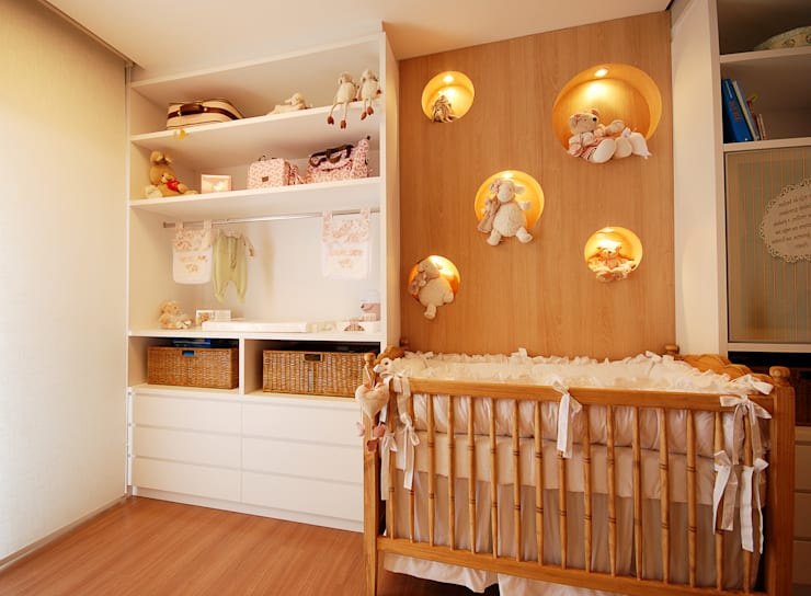 Детские комнаты в . Автор – Neoarch