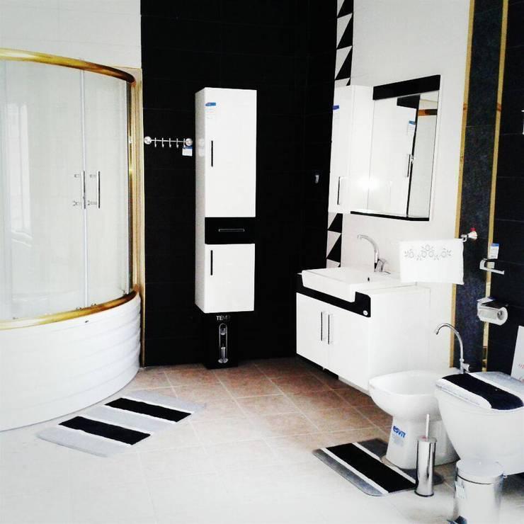 DUŞTAŞ BANYO DEKORASYON  – BANYO DEKORASYON: modern tarz Banyo