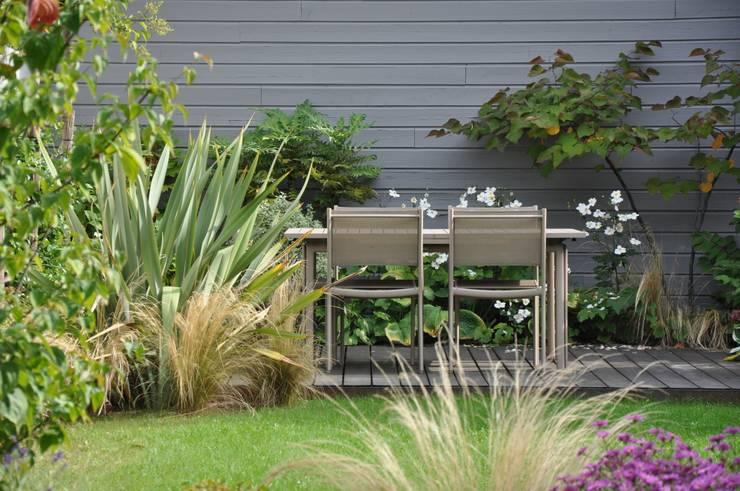 Projekty,  Ogród zaprojektowane przez  GARDEN TROTTER
