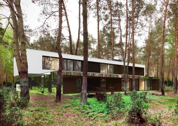 منازل تنفيذ REFORM Architekt Marcin Tomaszewski