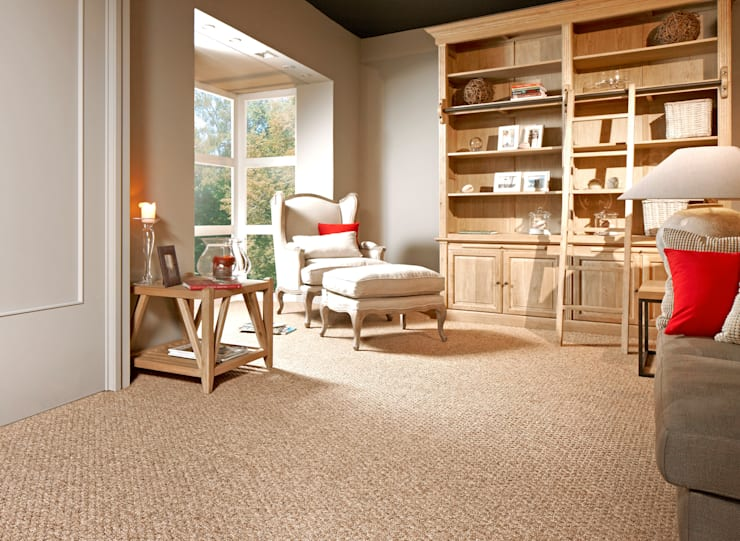 Powder Horn:  Walls & flooring by Crown Floors