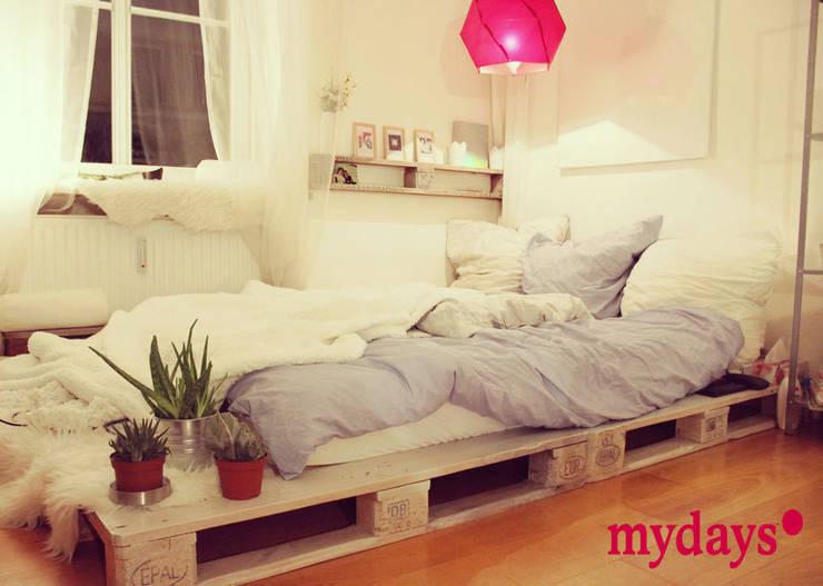 Zimmer Dekoration - Tipps von einer Blogleserin von mydays | homify