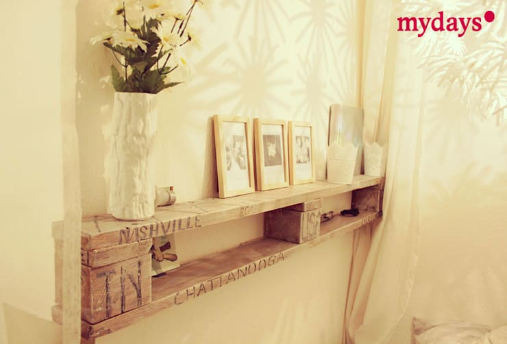 Zimmer Dekoration Tipps Von Einer Blogleserin Von Mydays Homify