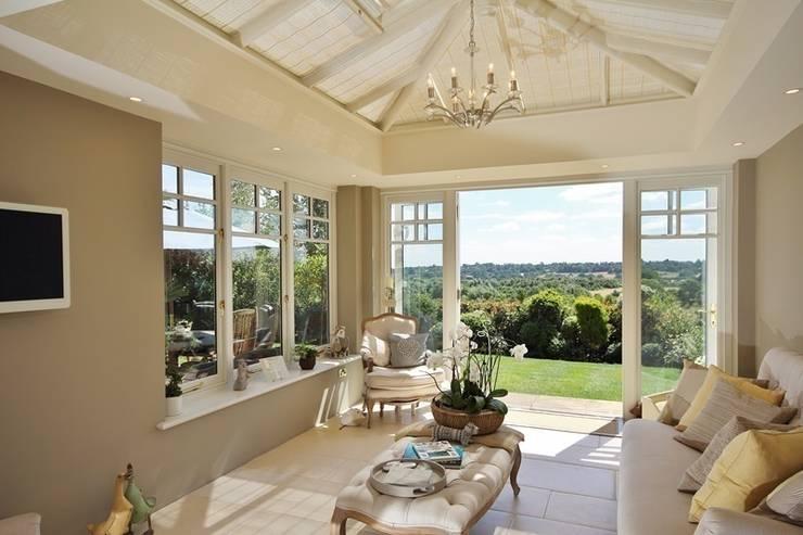 Зимние сады в . Автор – Hampton Windows