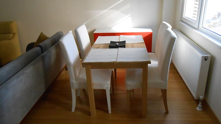 ARCHES DESIGN – AĞAOĞLU ELTES GÜNEŞİ: minimalist tarz , Minimalist