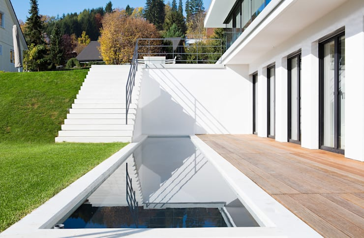 Terrace by Philipp Architekten - Anna Philipp
