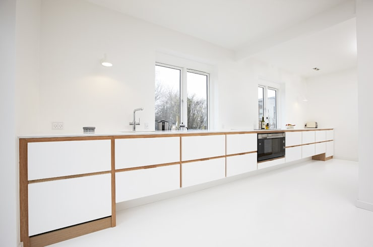 MARGURİT  COPENHAGEN – MARGURİT: modern tarz Mutfak