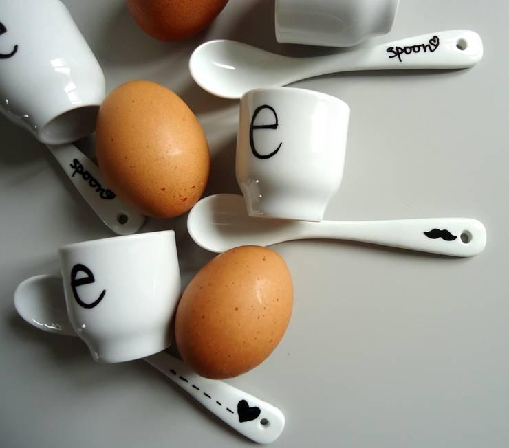 #egg5: styl , w kategorii Kuchnia zaprojektowany przez My Mug Company