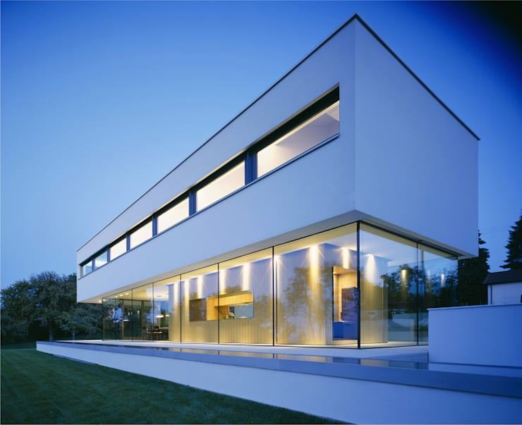 منازل تنفيذ Philipp Architekten - Anna Philipp