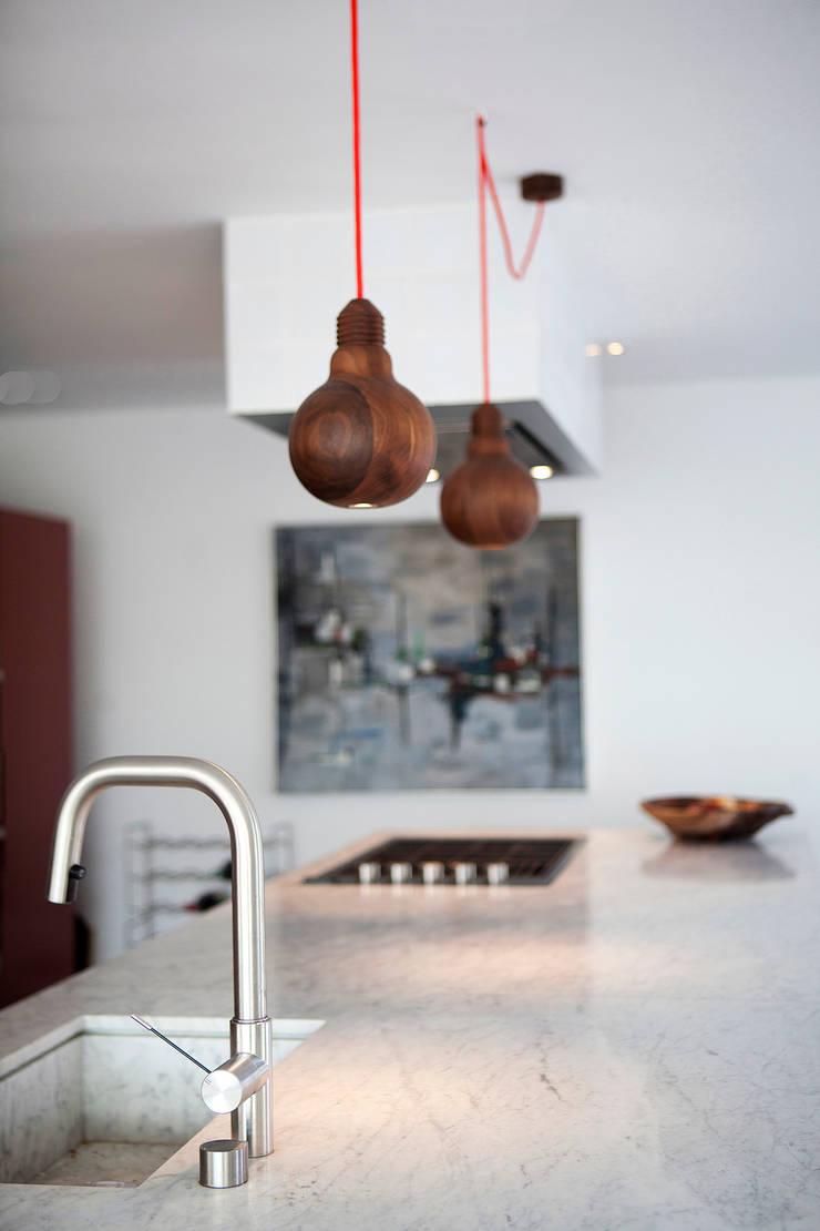 Vakantiehuis Schiermonnikoog:  Keuken door Binnenvorm