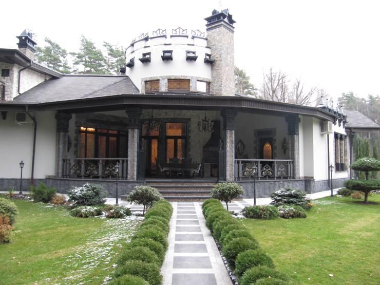 Загородный дом: Дома в . Автор – Leonid Voronin Architect
