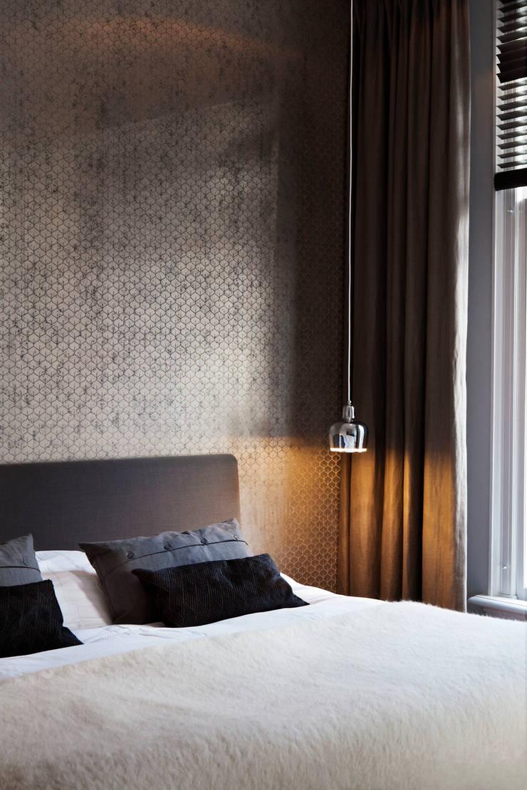 Familiehuis, Amsterdam Zuid:  Slaapkamer door Binnenvorm, Modern