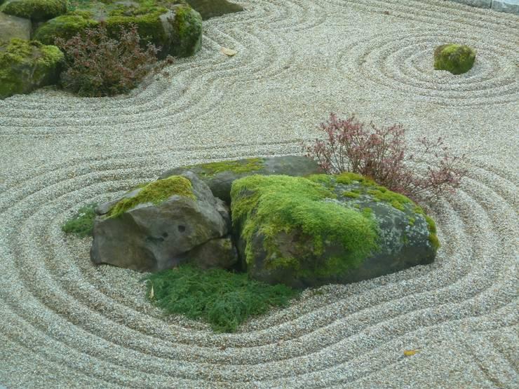 ZEN-Garten:  Garten von Gärten für die Seele - Harald Lebender