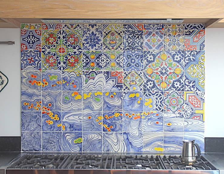 the joy of cooking:  Keuken door José den Hartog, Eclectisch