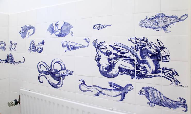 r:  Badkamer door José den Hartog, Klassiek