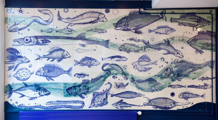 vissen:  Gezondheidscentra door José den Hartog