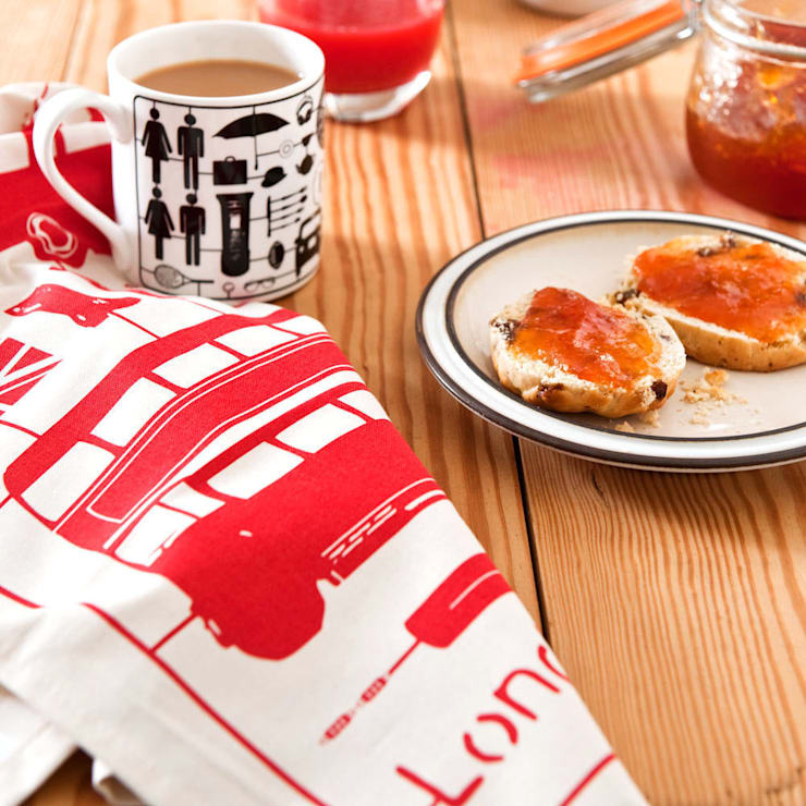 Airfix London Range:  Household by Victoria Eggs