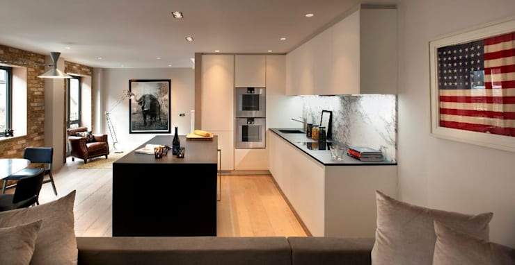 Kitchen: modern Kitchen by TG Studio