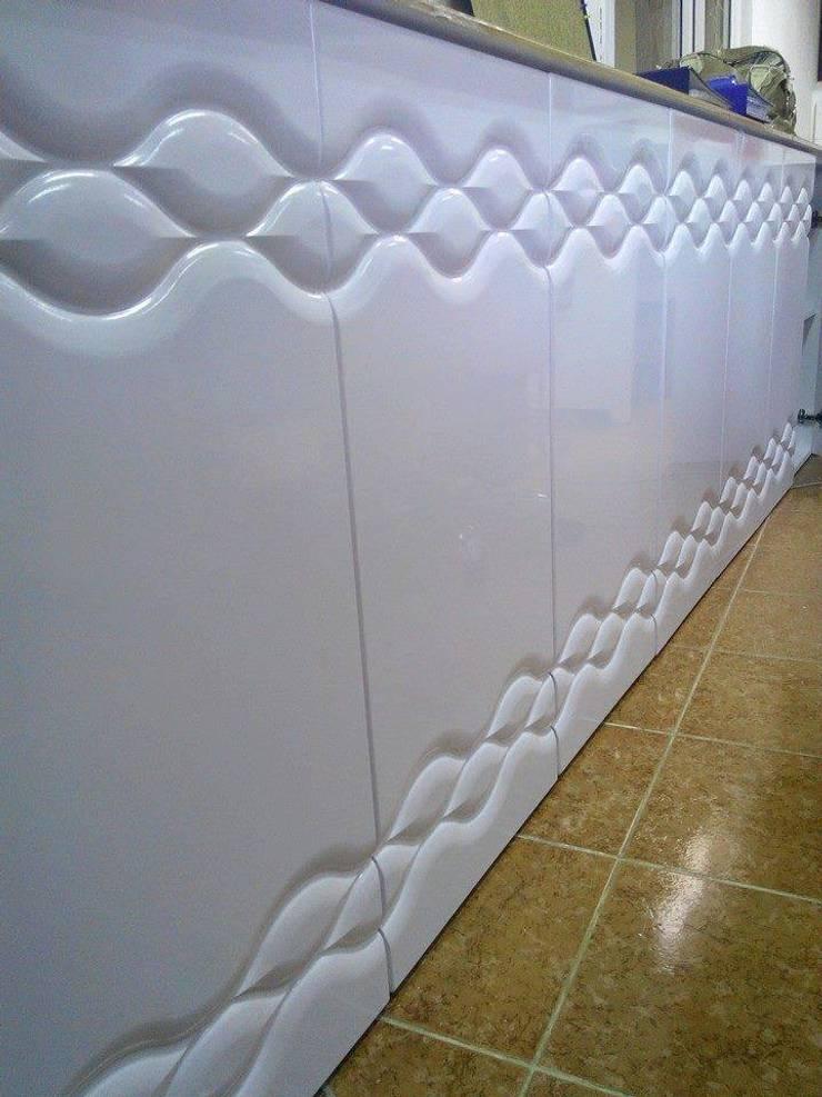 life membran kapak – ÖZEL TASARIM:  tarz Ofis Alanları & Mağazalar