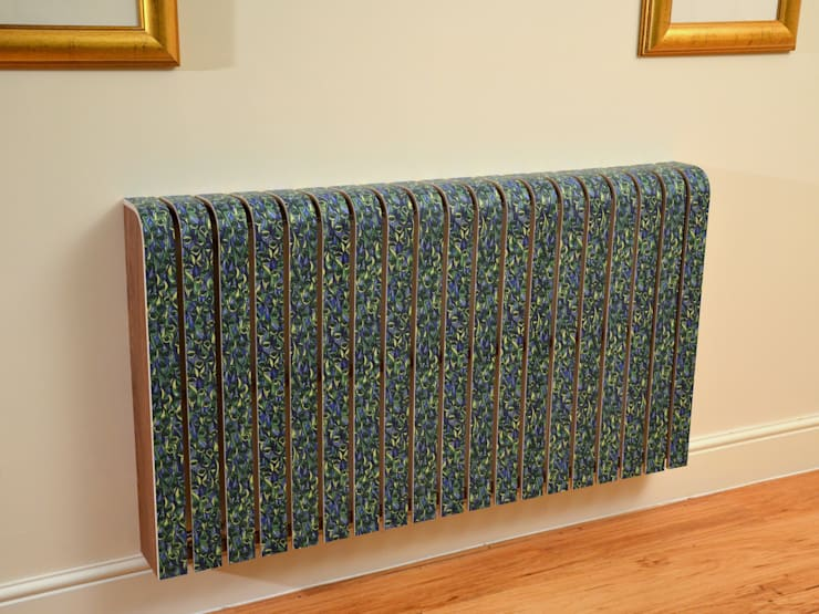 Salones de estilo  de Cool Radiators? It's Covered!