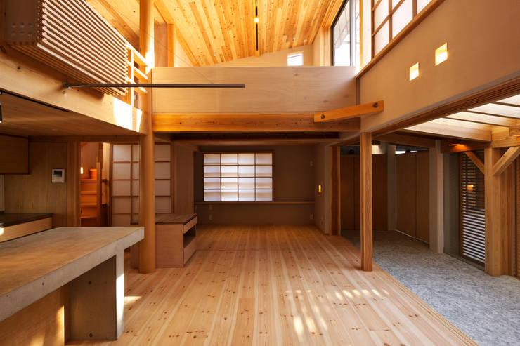ながらの家: たなはしゆか建築設計アトリエが手掛けた家です。