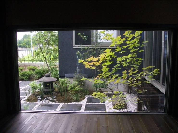 Garden by 空間工房 欅, Classic