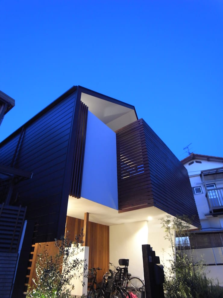 HOUSE T・N: nagena が手掛けた家です。