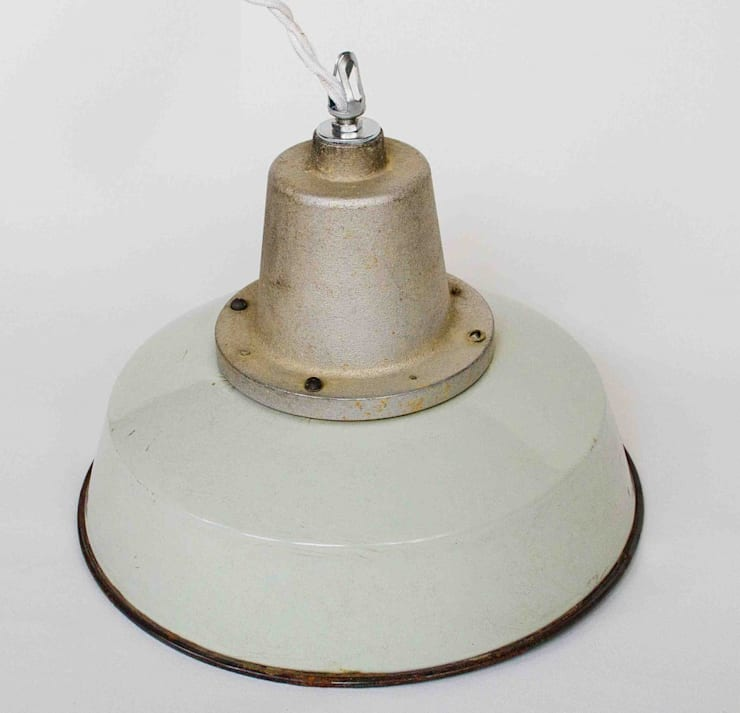 Lámpara Industrial: Comedor de estilo  de NORTH SWEET