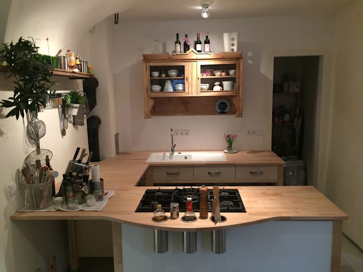 Cucina in stile In stile Country di betterhouse