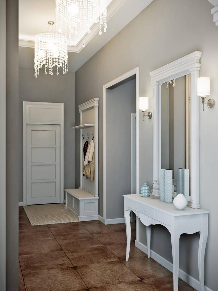 EJ Studio:  tarz Koridor ve Hol, Klasik