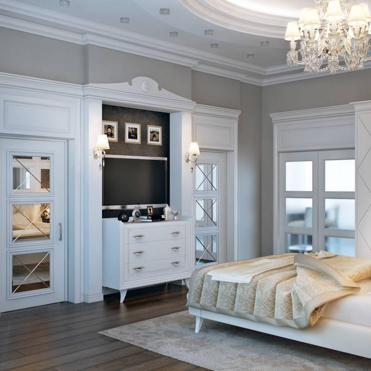 EJ Studio의  침실