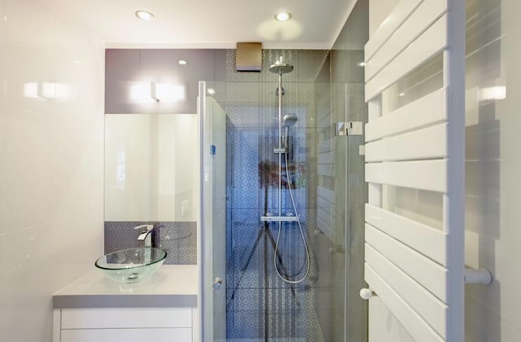 Phòng tắm by DK architektura wnętrz