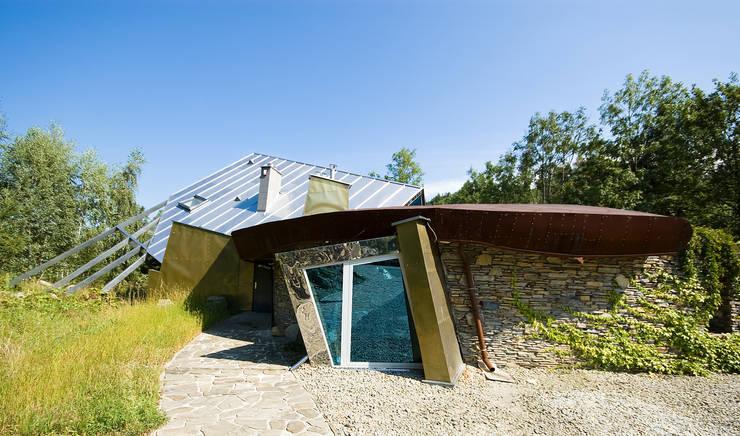 moderne Häuser von autorskie studio architektury