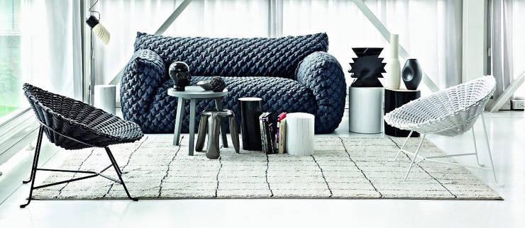 Toto Design www.totodesign.pl: styl , w kategorii Salon zaprojektowany przez Toto Design