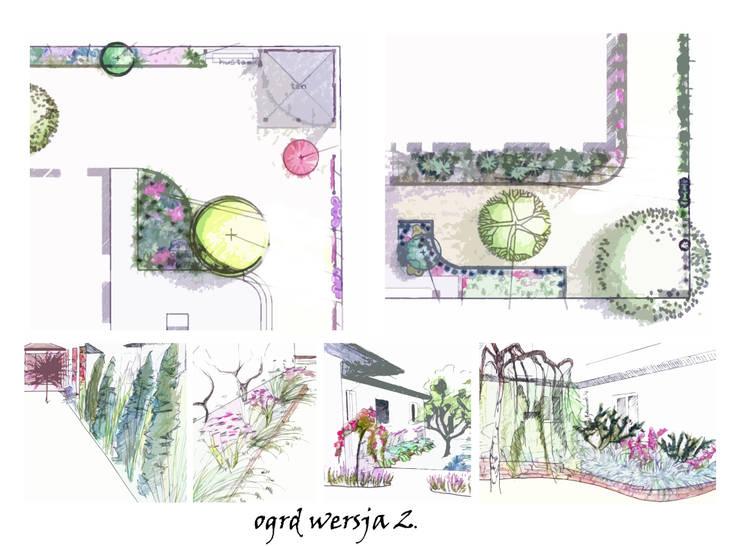 projekty i realizacje: styl , w kategorii  zaprojektowany przez greenin