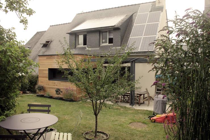 Projekty,   zaprojektowane przez Fabrick d'Architecture Nantaise