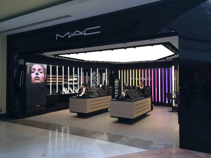 mio mimarlık – MAC İSTANBUL FORUM AVM İSTANBUL:  tarz Ofis Alanları & Mağazalar