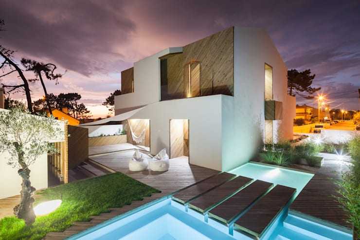 Casas de estilo  de Joao Morgado - Architectural Photography