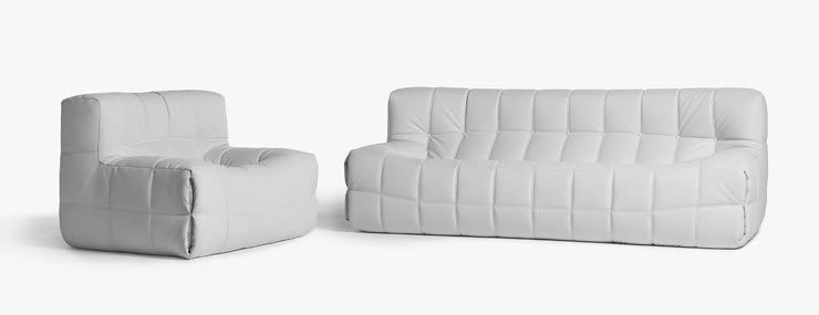 Sofá modelo KUVO de la marca Oruga:  de estilo  de Grupo Temas V