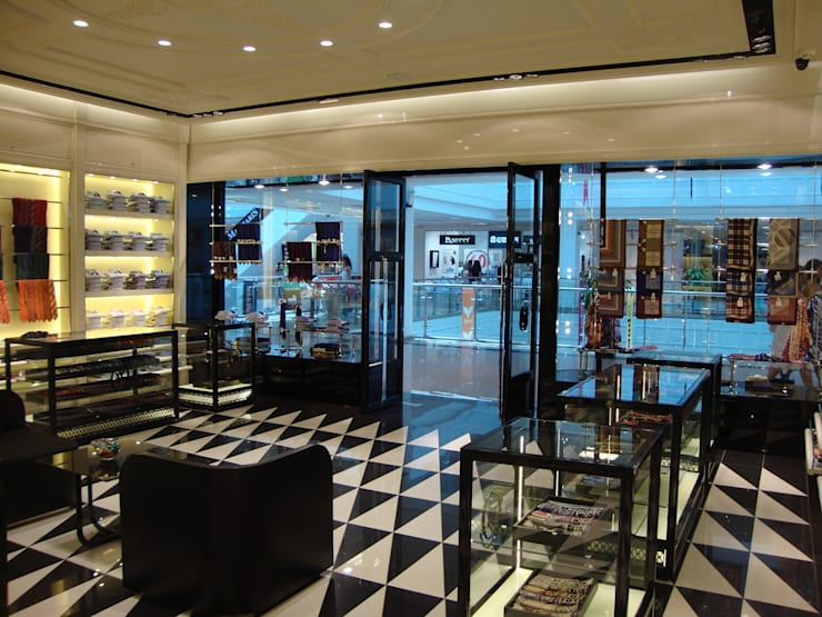 mio mimarlık – VAKKO :  tarz Ofis Alanları & Mağazalar