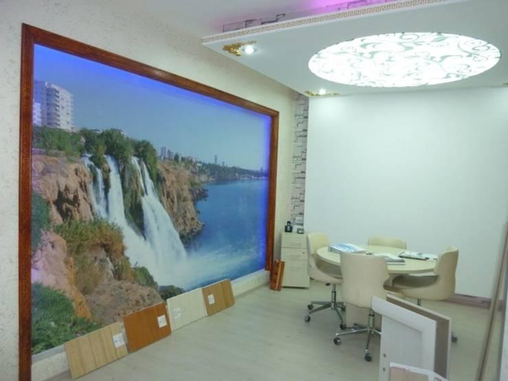 AKDENİZ TASARIM TADİLAT DEKORASYON – Ahmet ZENGİN:  tarz Ofisler ve Mağazalar