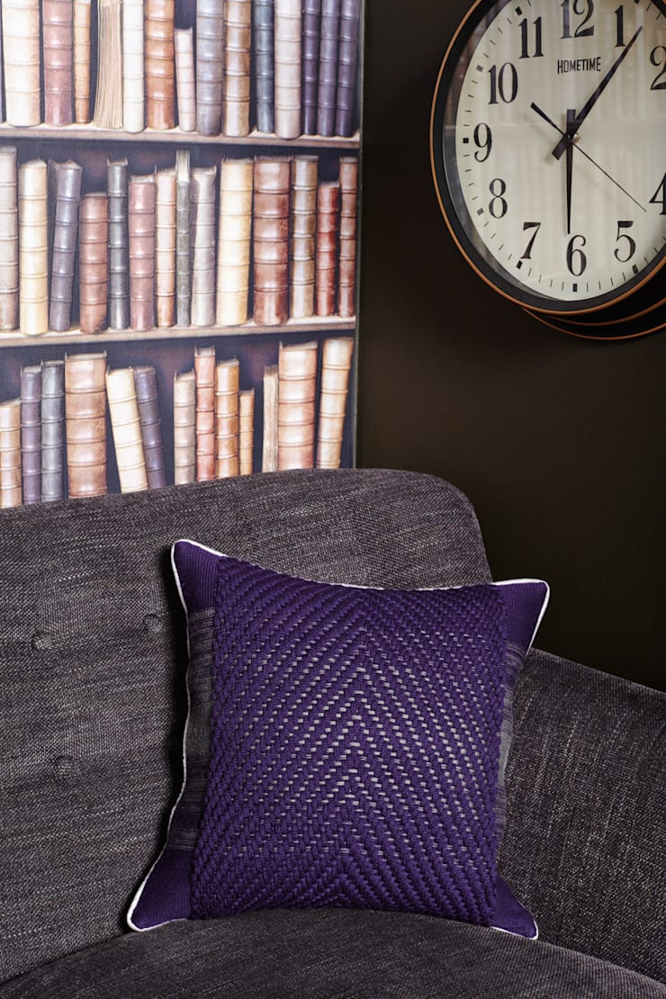 40x40 Center twill:  Living room by WLE London