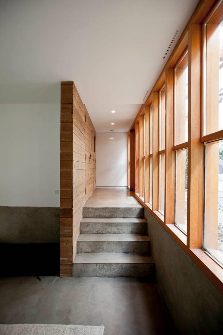 Interieur:  Tuin door Atelier Paco Bunnik, Minimalistisch