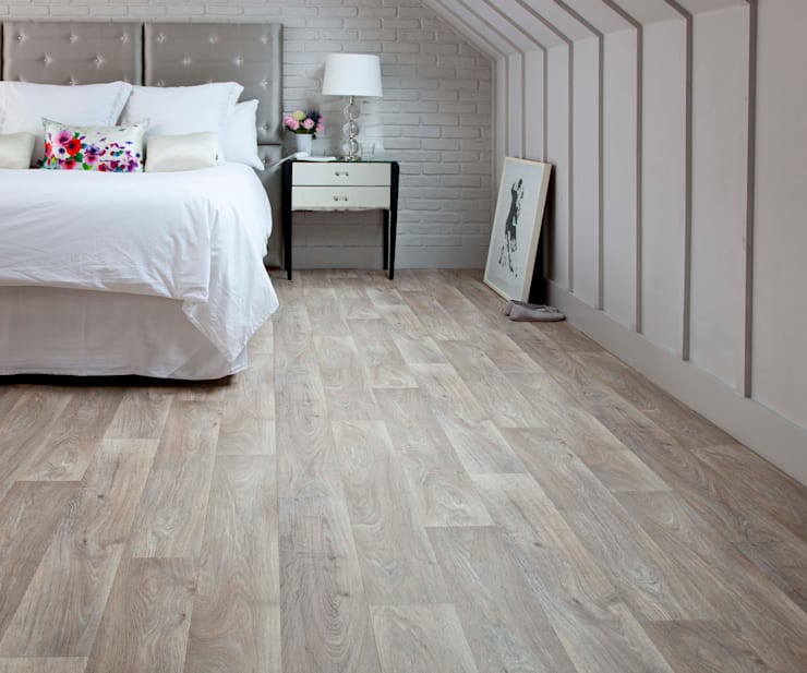 Toronto:  Walls & flooring by Leoline