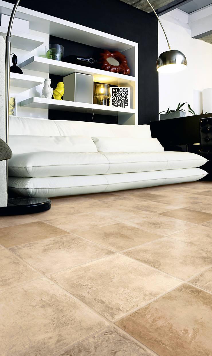 Murcia D:  Walls & flooring by Leoline