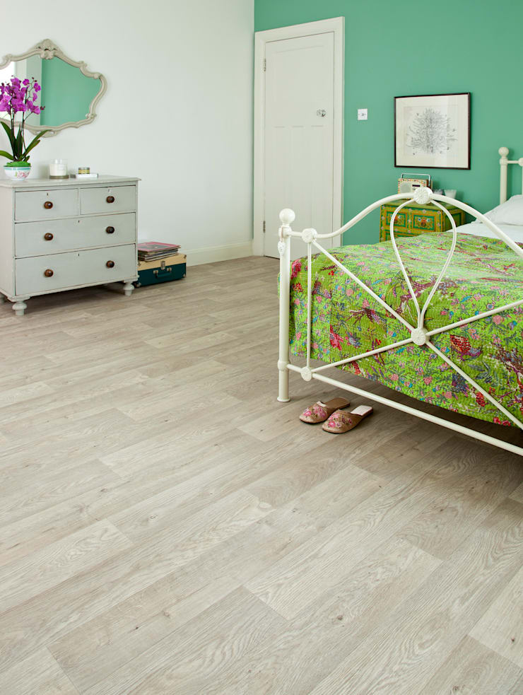 Aspin:  Walls & flooring by Leoline