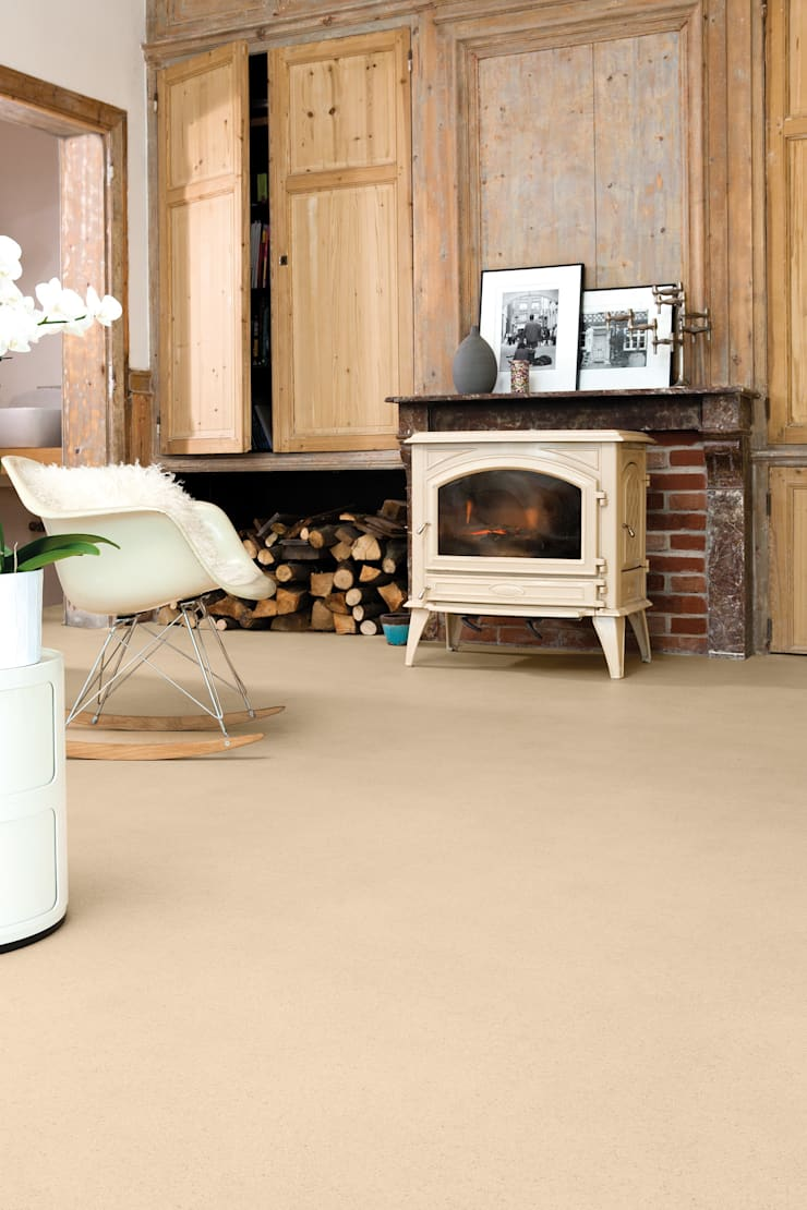 Sand:  Walls & flooring by Avenue Floors